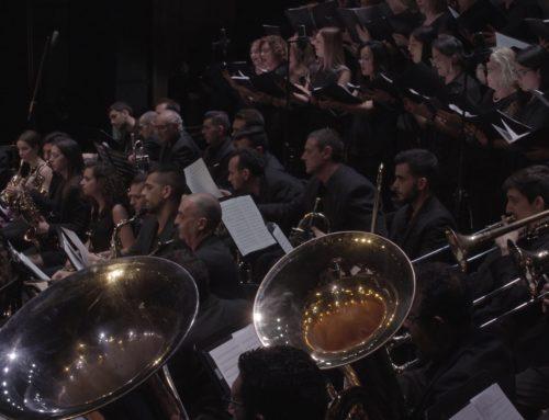 """La Camm WSO participa en la 3ª edición del Certamen de Bandas de Música """"Ciudad de San Fernando"""""""